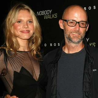 Moby in The Premiere of Magnolia Pictures Nobody Walks