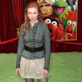 Molly C. Quinn in The Premiere of Walt Disney Pictures' The Muppets - Arrivals