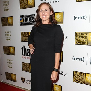 Molly Shannon in Broadcast Television Journalists Association's 3rd Annual Critics' Choice Television Awards