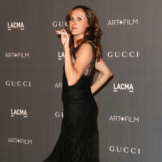 Molly Shannon in LACMA 2012 Art + Film Gala - Arrivals