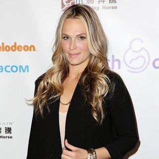 Molly Sims in March of Dimes Celebration of Babies Luncheon - Arrivals