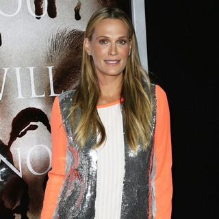 Molly Sims in Premiere of Metro-Goldwyn-Mayer Pictures' and Screen Gems' Carrie