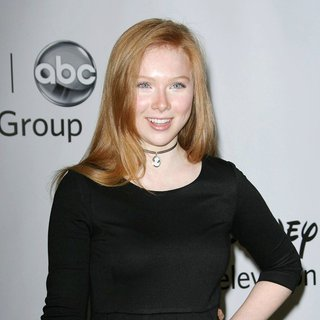 Molly C. Quinn in 2011 Disney ABC Television Group Host Summer Press Tour