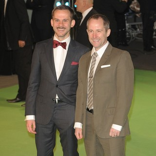 Dominic Monaghan, Billy Boyd in The Hobbit: An Unexpected Journey - UK Premiere - Arrivals
