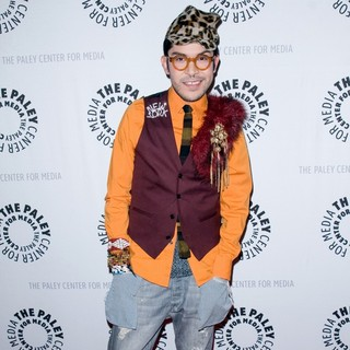 Mondo Guerra in The Paley Center for Media Presents Project Runway All Stars - Arrivals