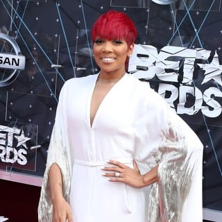 Monica in 2015 BET Awards - Arrivals