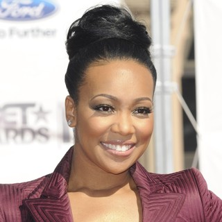 Monica in The BET Awards 2012 - Arrivals - monica-bet-awards-2012-01