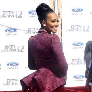 Monica in The BET Awards 2012 - Arrivals - monica-bet-awards-2012-03