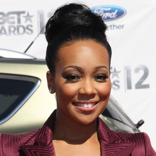 Monica in The BET Awards 2012 - Arrivals