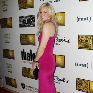 Monica Potter in Broadcast Television Journalists Association's 3rd Annual Critics' Choice Television Awards