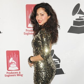 Monika Gaba in 56th GRAMMY Awards - P and E Wing Event Honoring Neil Young