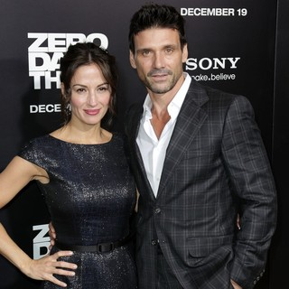 Frank Grillo in Los Angeles Premiere of Columbia Pictures' Zero Dark Thirty - moniz-grillo-premiere-zero-dark-thirty-01