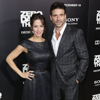 Frank Grillo in Los Angeles Premiere of Columbia Pictures' Zero Dark Thirty - moniz-grillo-premiere-zero-dark-thirty-02