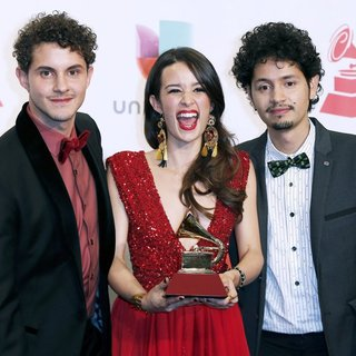 2015 Latin Grammy Awards - Press Room
