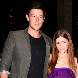 Cory Monteith, Kate Mara in Premiere of FX's American Horror Story