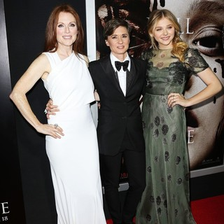 Julianne Moore, Kimberly Peirce, Chloe Moretz in Premiere of Metro-Goldwyn-Mayer Pictures' and Screen Gems' Carrie