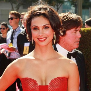 Morena Baccarin in 2012 Creative Arts Emmy Awards - Arrivals