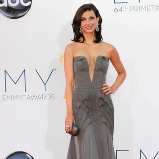 Morena Baccarin in 64th Annual Primetime Emmy Awards - Arrivals