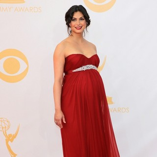 Morena Baccarin in 65th Annual Primetime Emmy Awards - Arrivals