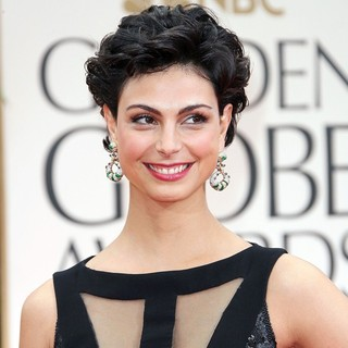 Morena Baccarin in The 69th Annual Golden Globe Awards - Arrivals