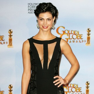 Morena Baccarin in The 69th Annual Golden Globe Awards - Press Room