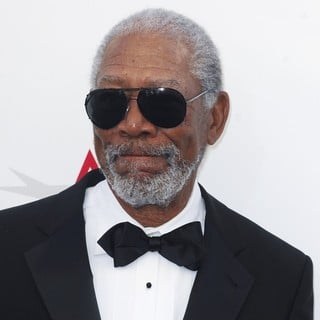 Morgan Freeman in The 40th AFI Life Achievement Award Honoring Shirley MacLaine