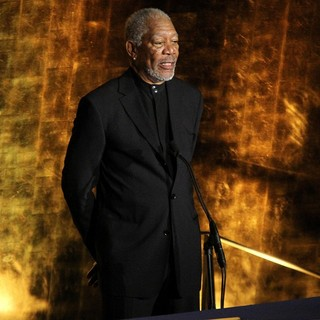 Morgan Freeman in International Jazz Day Sunset Concert
