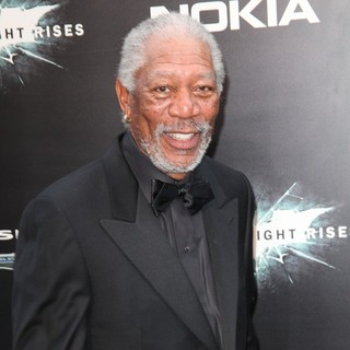 The Dark Knight Rises New York Premiere - Arrivals - morgan-freeman-premiere-the-dark-knight-rises-01