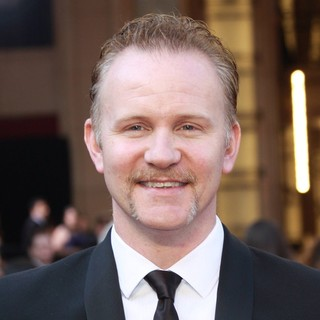 Morgan Spurlock in 84th Annual Academy Awards - Arrivals
