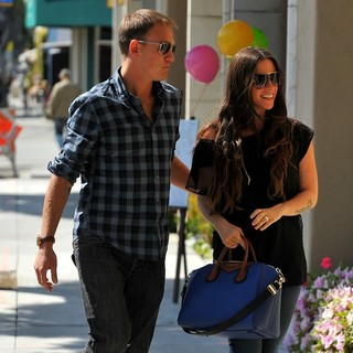 Alanis Morissette and Souleye Out and About in Santa Monica - morissette-souleye-out-and-about-in-santa-monica-03
