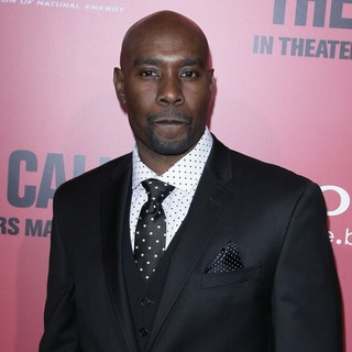 Morris Chestnut in Los Angeles Premiere of The Call