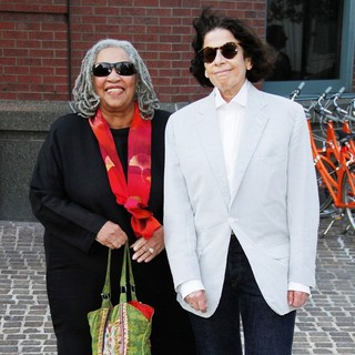 Toni Morrison, Fran Lebowitz in Special Screening of The Debt - Outside Arrivals