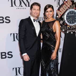 Matthew Morrison - The 67th Annual Tony Awards - Arrivals