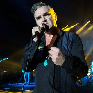 Morrissey - Morrissey Performing Live on Stage
