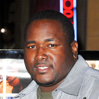 Quinton Aaron in Los Angeles Premiere of 'Mother and Child'