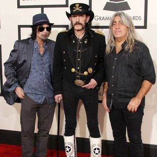 57th Annual GRAMMY Awards - Arrivals