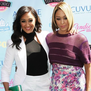 Tamera Mowry, Tia Mowry in 2013 Teen Choice Awards