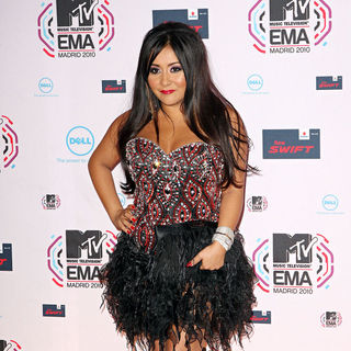 Snooki in MTV Europe Music Awards 2010 - Arrivals