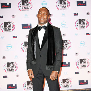 Dizzee Rascal in MTV Europe Music Awards 2010 - Arrivals