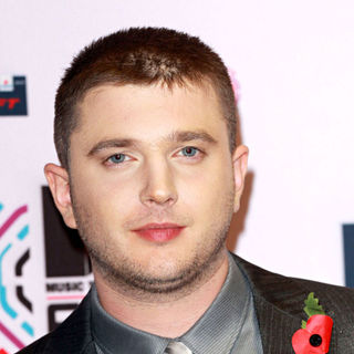 Plan B in MTV Europe Music Awards 2010 - Press Room