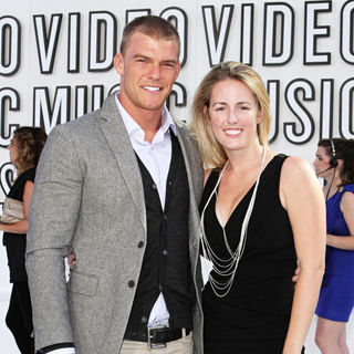 Alan Ritchson in The 2010 MTV Video Music Awards (MTV VMAs) - Arrivals