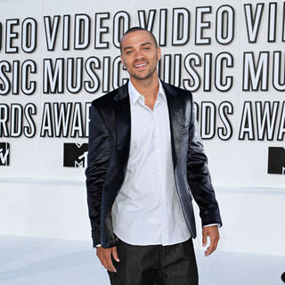 Jesse Williams in The 2010 MTV Video Music Awards (MTV VMAs) - Arrivals