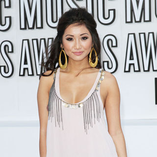 Brenda Song in The 2010 MTV Video Music Awards (MTV VMAs) - Arrivals