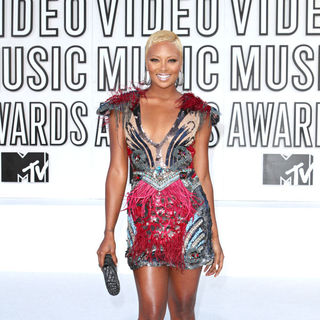Eva Marcille in The 2010 MTV Video Music Awards (MTV VMAs) - Arrivals