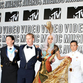 Lady GaGa - The 2010 MTV Video Music Awards (MTV VMAs) - Arrivals