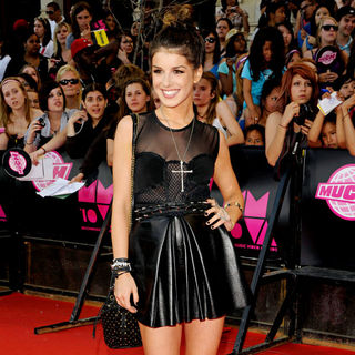 Shenae Grimes in 2010 MuchMusic Video Awards - Red Carpet Arrivals