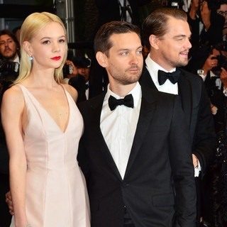 Tobey Maguire, Carey Mulligan, Leonardo DiCaprio in Opening Ceremony of The 66th Cannes Film Festival - The Great Gatsby - Premiere