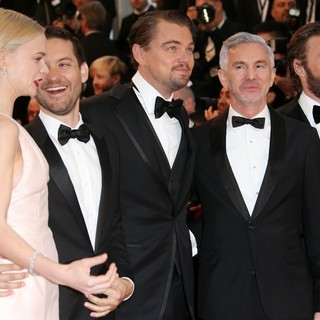 Carey Mulligan, Tobey Maguire, Leonardo DiCaprio, Baz Luhrmann, Joel Edgerton in Opening Ceremony of The 66th Cannes Film Festival - The Great Gatsby - Premiere