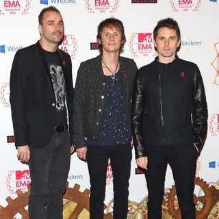 The MTV EMA's 2012 - Arrivals