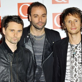 Muse - The Q Awards 2012 - Arrivals